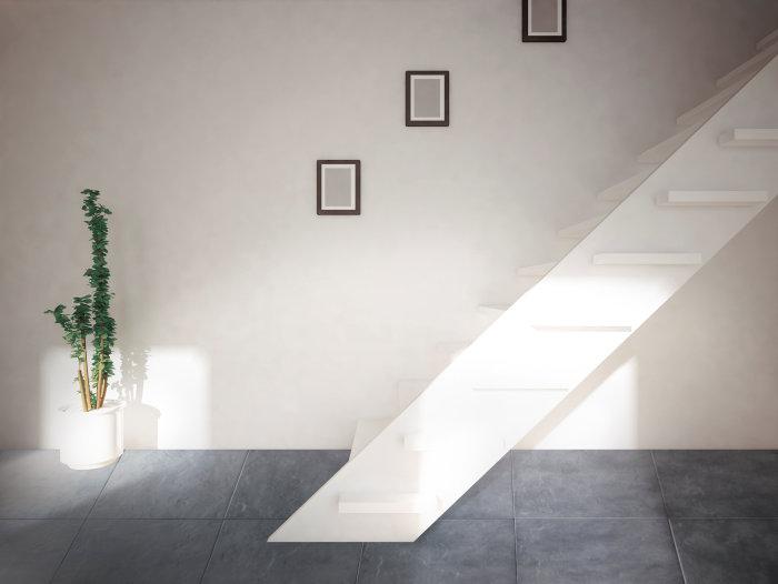 Klinke Gletcher - antracit - 33,5 x 33,5 cm