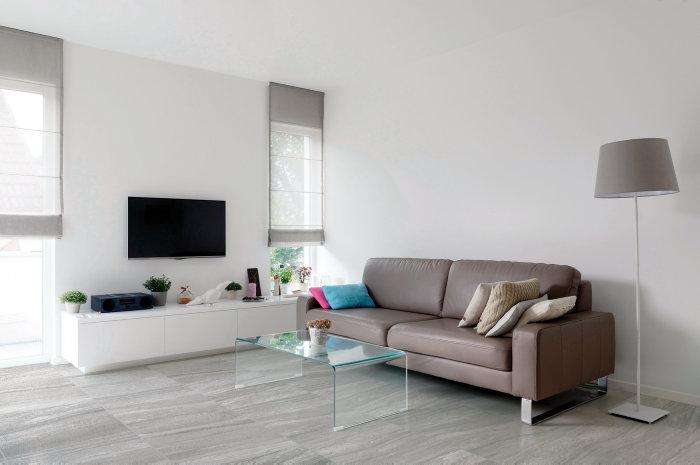 Klinke Dorata - grå - 60 x 60 cm