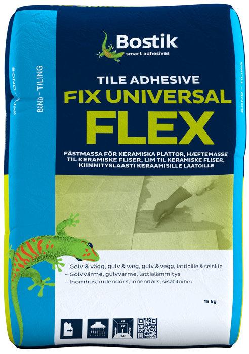 Fix universal flex 15 kg