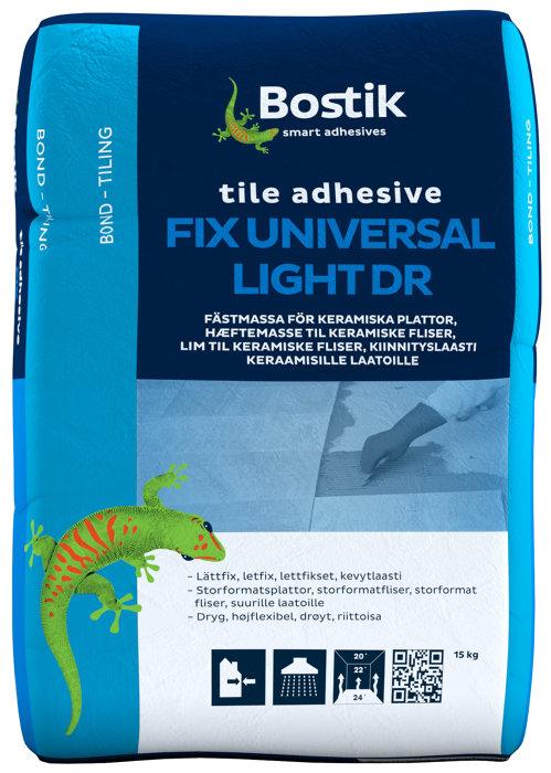 Fix universal Light DR 15 kg