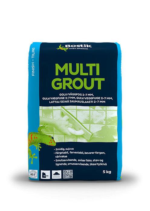 Multi Grout Ljusgrå 5 kg