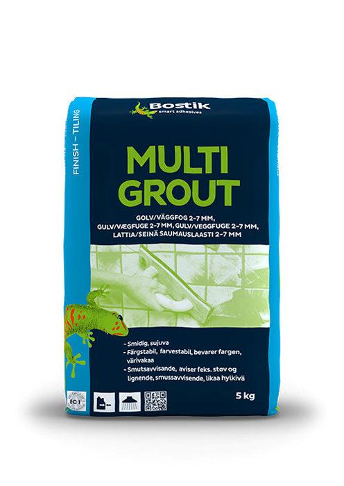 Multi Grout Grå 5 kg