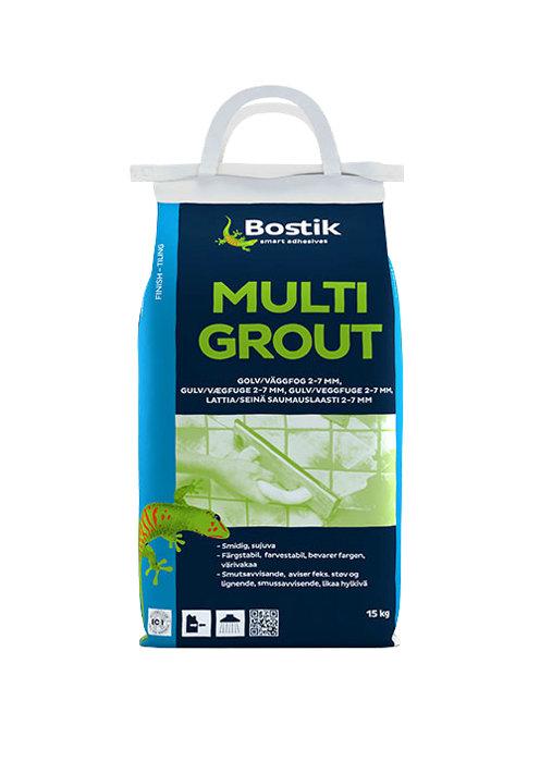 Multi Grout Mellangrå 15 kg