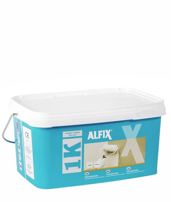 Alfix 1K tætningsmasse - 4 kg