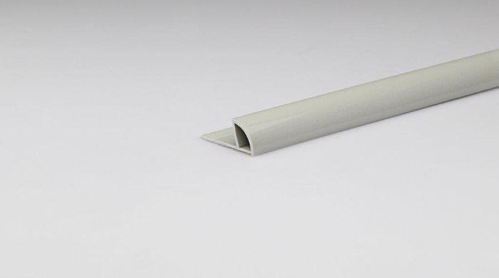 Avslutningsprofilgrå 6mm