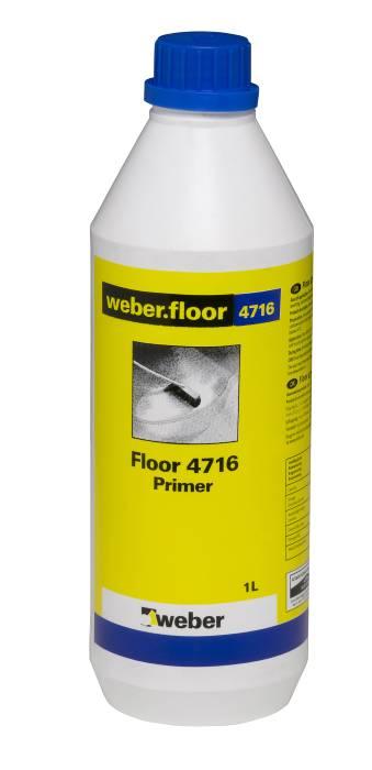 Weber Floor 4716 Primer - 1 liter