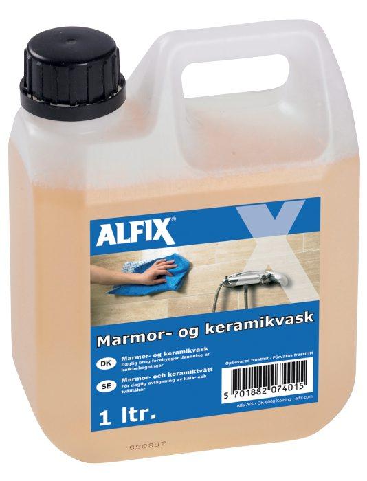 Alfix marmor- og keramikvask - 1 liter