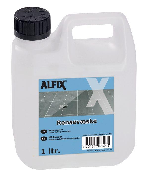 Alfix rensevæske - 1 liter