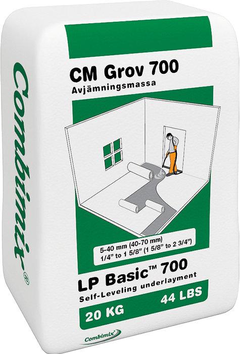 Grovavjämning CM 700