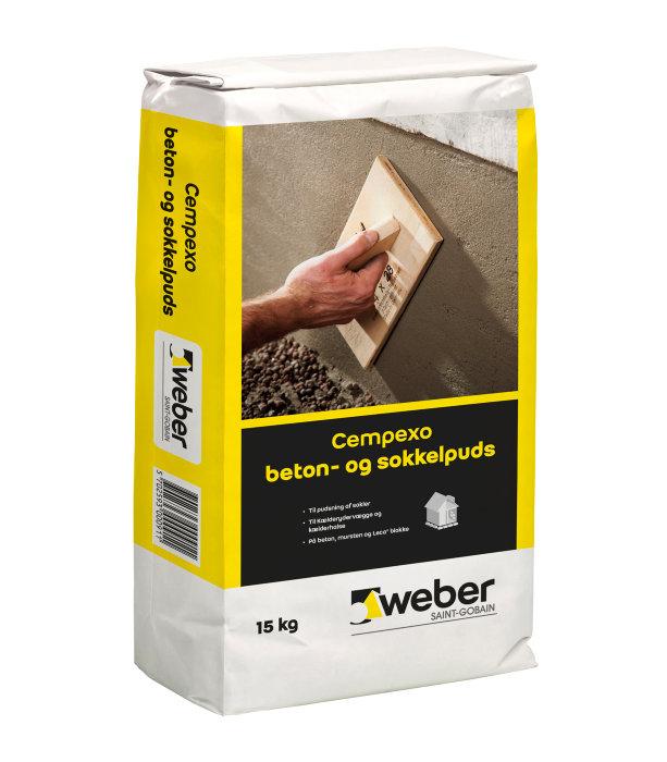 Ny Cement og Mørtel │Faste Lave Priser │ jem og fix ZC44