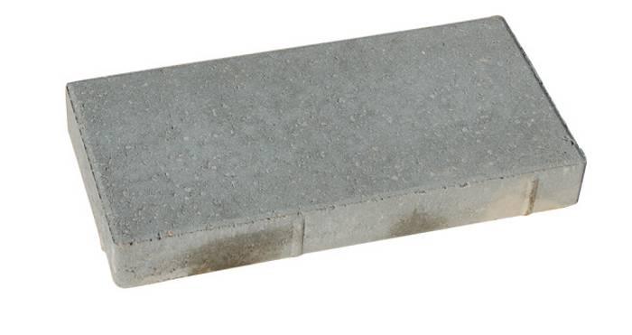 Haveflise standard grå 20 x 40 x 5 cm