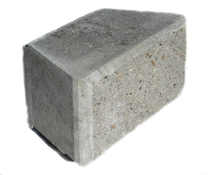 Lock-Block grå 30 x 17,5 x 15 cm