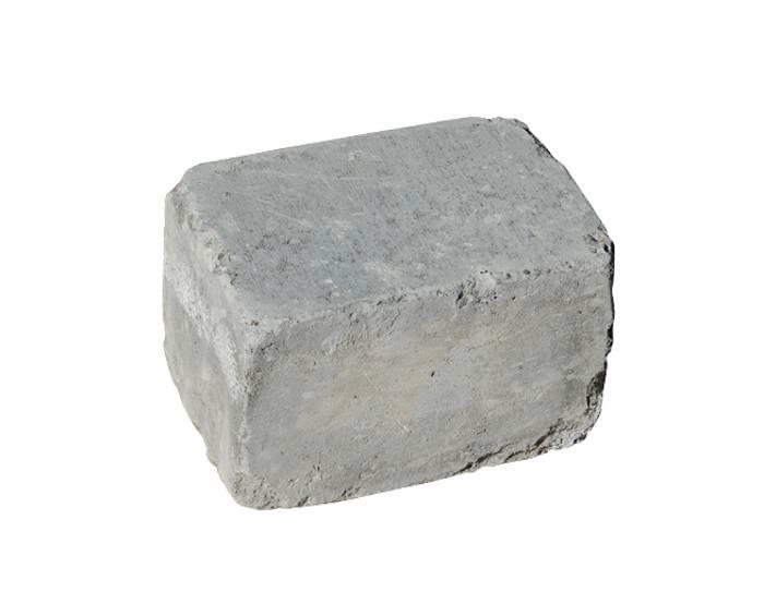 Multikant brud grå 14 x 21 x 14 cm