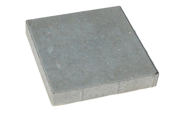 Haveflise standard grå 30 x 30 x 5 cm