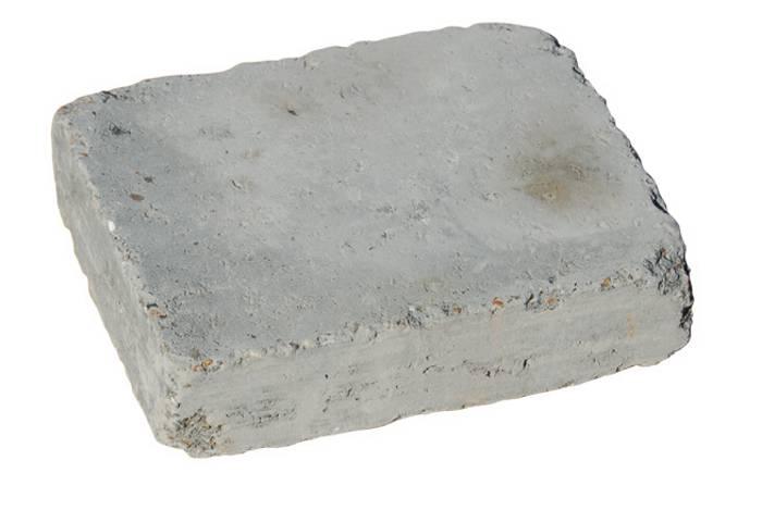 Herregårdssten mega grå 21 x 28 x 7 cm
