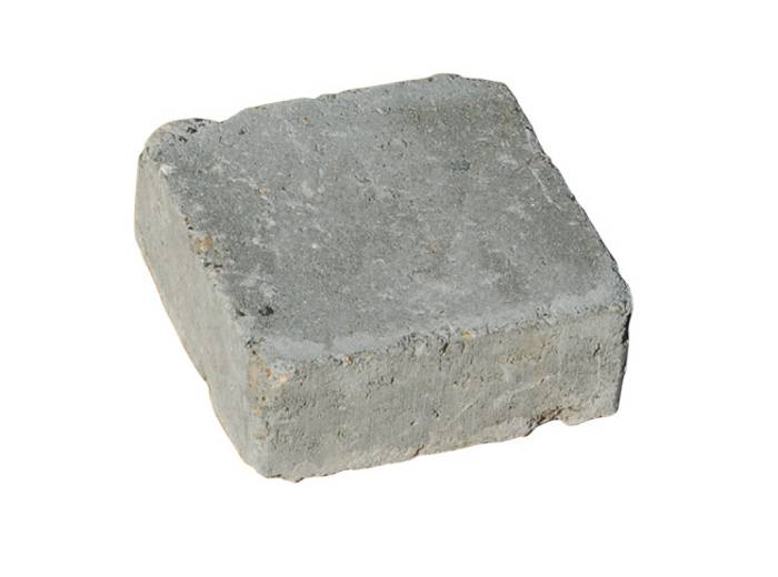 Herregårdssten 2/3 gråmix 14 x 14 x 5 cm