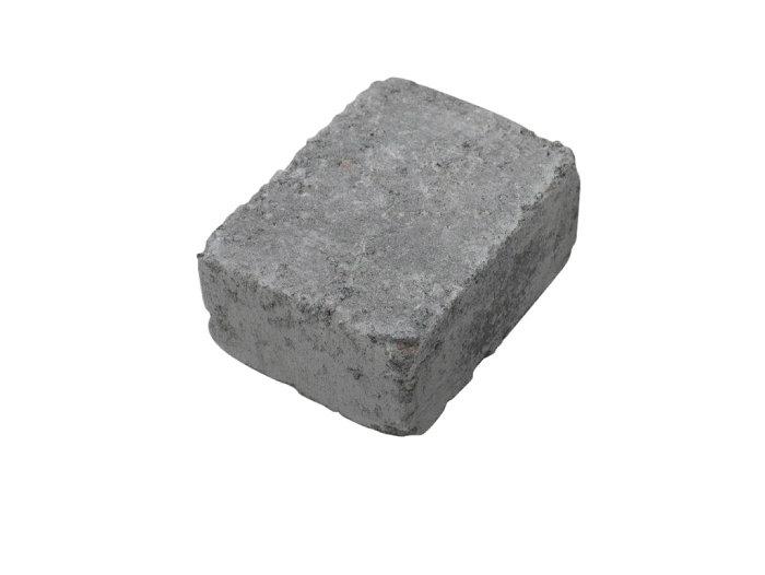 Herregårdssten 1/2 gråmix 14 x 10,5 x 7 cm