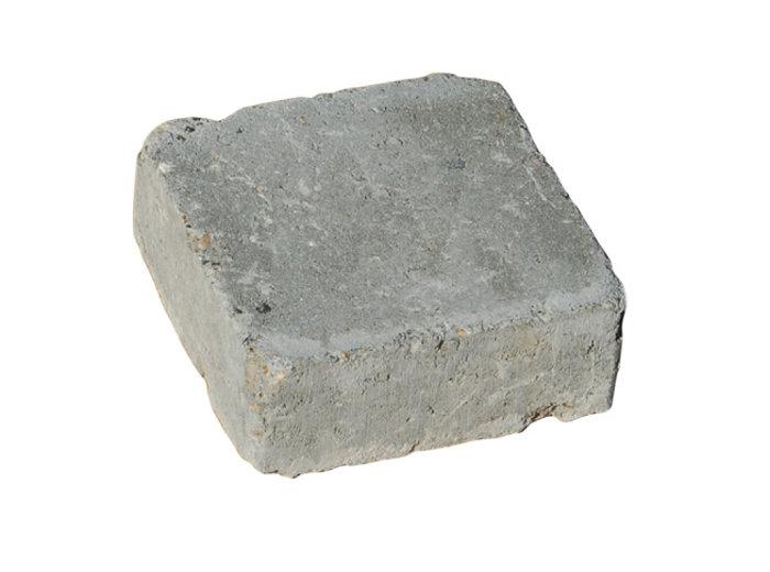 Herregårdssten 2/3 grå 14 x 14 x 7 cm
