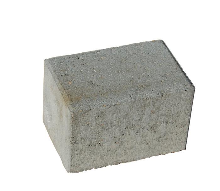 Multikant standard gråmix 14 x 21 x 14 cm