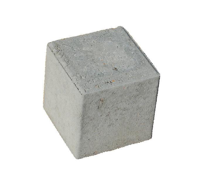 Multikant 2/3 standard gråmix 14 x 14 x 14 cm