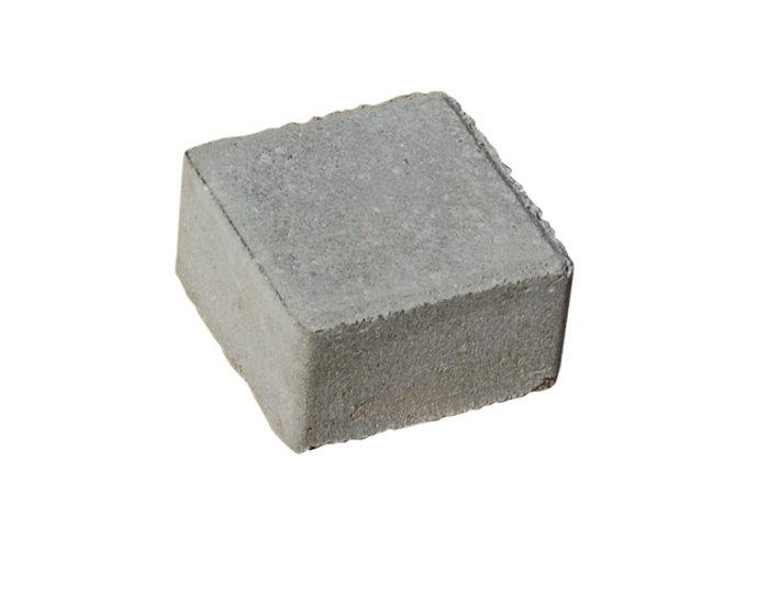 Kopsten standard grå 10 x 10 x 8 cm