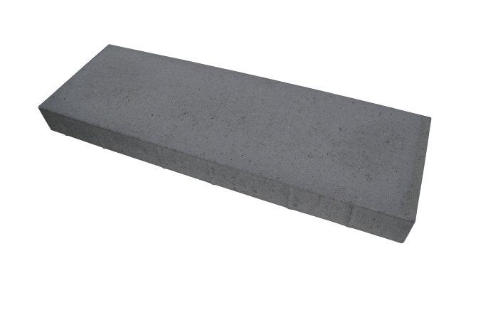 Haveflise standard grå 30 x 90 x 8 cm