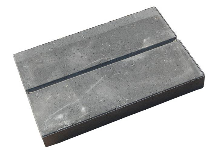 Lock-Block topplade koks 40 x 60 x 7 cm
