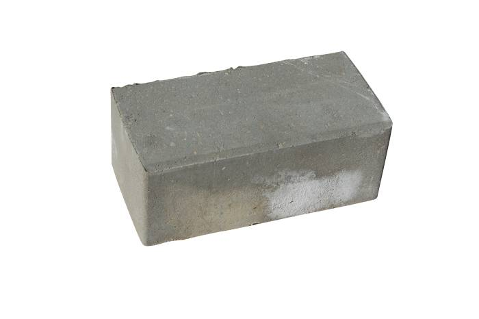 Maxi-Block standard grå 35 x 17,5 x 14 cm