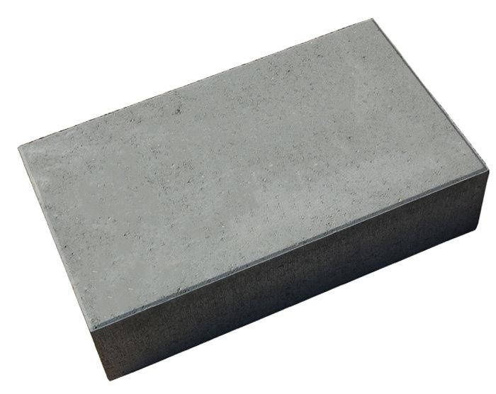 Trappetrin grå 60 x 35 x 15 cm