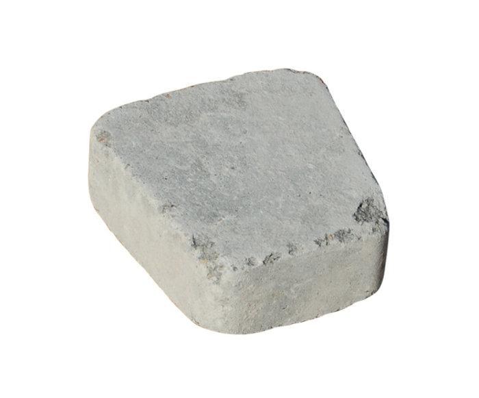 Herregård flex-line grå 14 x 14/10,5 x 5 cm