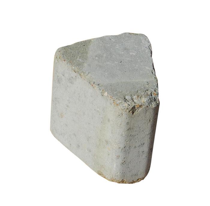 Multikant brud flex-line grå 14 x 14/5,25 x 14 cm