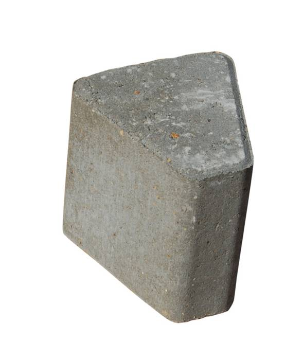 Multikant standard flex-line grå 14 x 14/5,25 x 14 cm