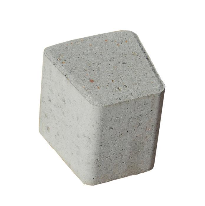 Multikant standard flex-line grå 14 x 14/10,5 x 14 cm