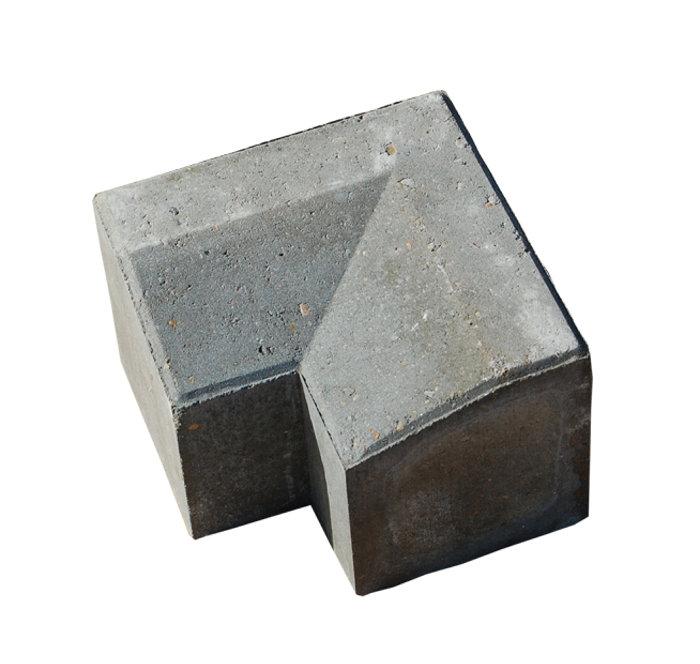 Multikant standard TP15/21 indvendigt hjørne grå