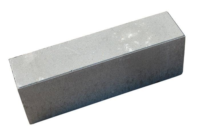 Albertslund kantsten grå 15 x 20 x 60 cm