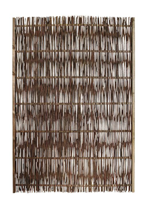 Levegg i pil rustikk - 120 x 180 cm