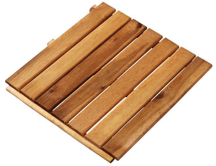 Træflise 50 x 50 cm