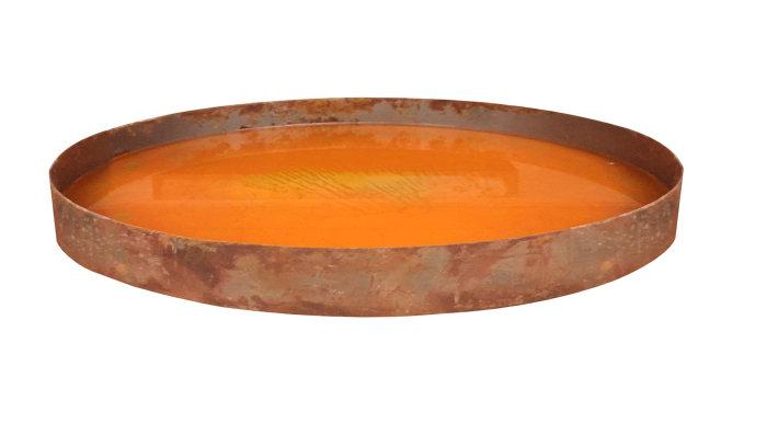 Spejlbassin råjern Ø57,6 cm