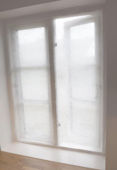 Pollennät för fönster