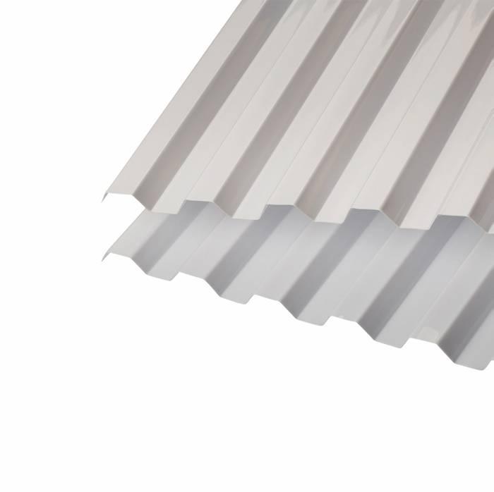 Trapezplade haglfast 111,5 x 310 cm - SUNLUX®2000PC