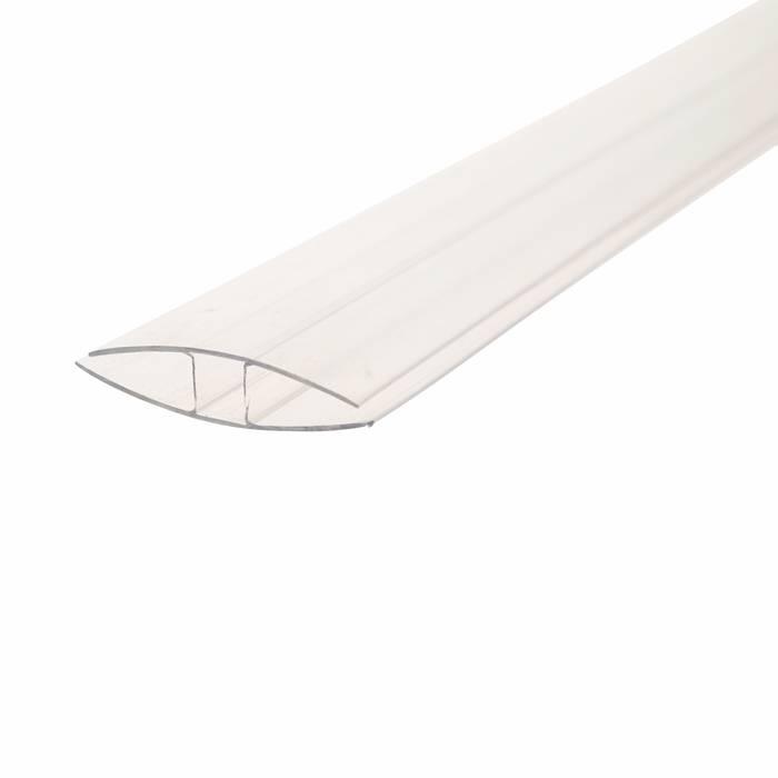 H-samleprofil til termotagplader 400 cm