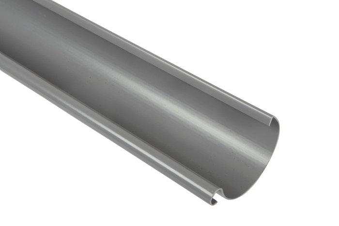 Plasttagrende grå - 2 m