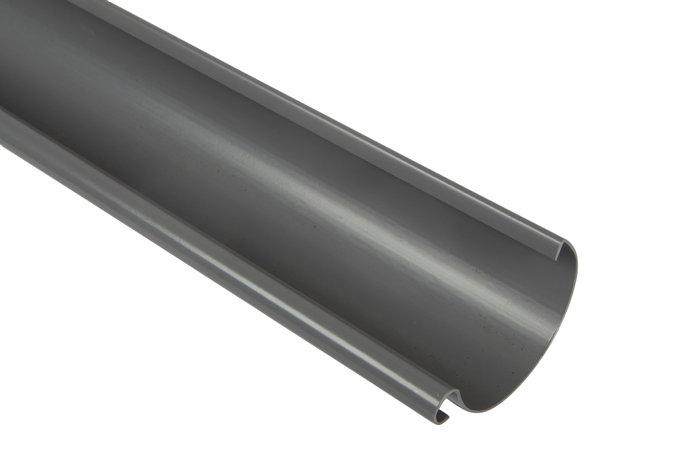 Plasttagrende grå - 3 m