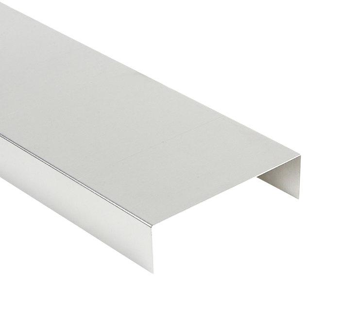 Limtræsprofil alu 100 x 1000 mm.