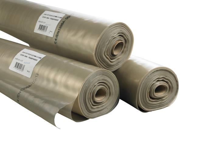 Plastfolie 0,20 mm, 2 x 25 m