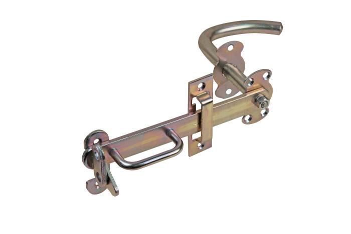 Stalddørsgreb til døre på 19-50 mm