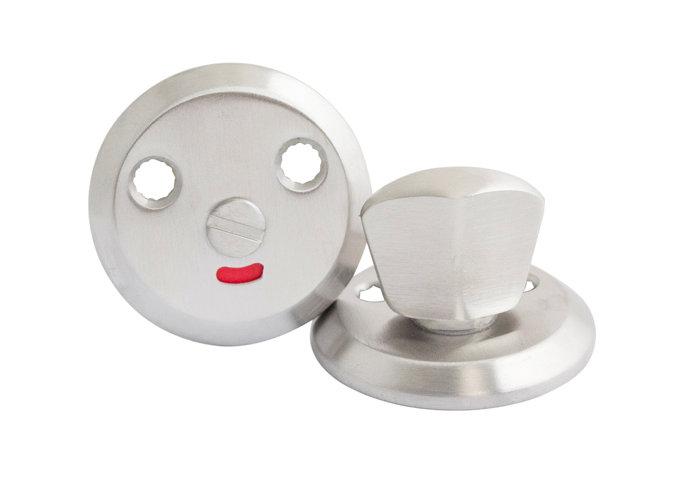 WC-Beslag Rostfritt stål