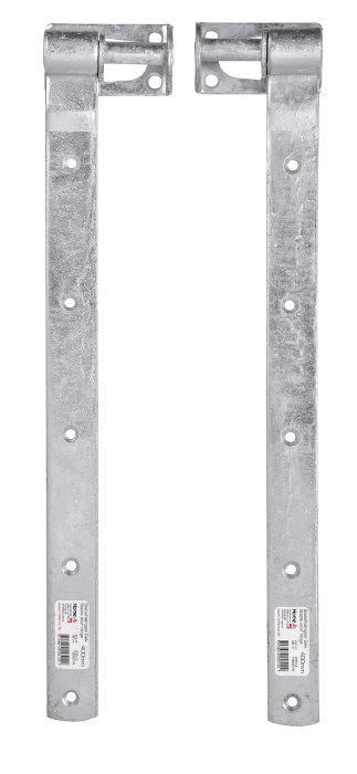 Stabelhængsel galvaniseret 400 mm