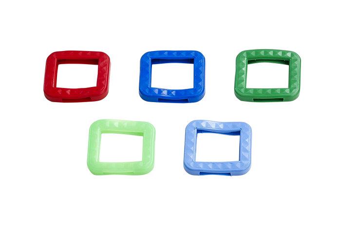 Habo nøglekapper - firkantet
