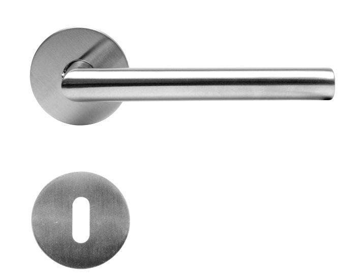 Dørgreb V-greb Ø16 mm rustfri